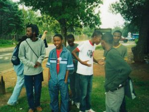 The history of Lesotho Hip Hop