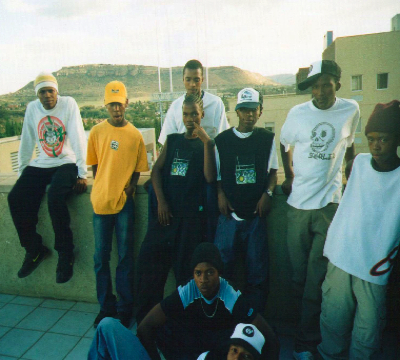 Lesotho hip-hop: the rise and rise africa