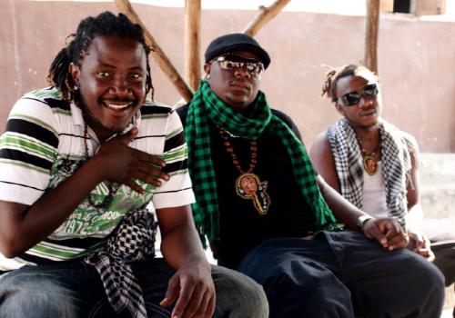sierra leone rap group