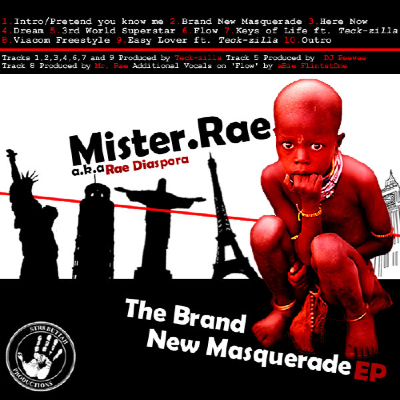 Mr Rae - The Brand New Masquerade Ep free download