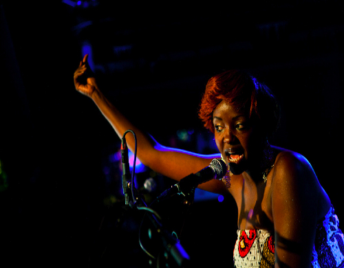 Kenya Music: Muthoni the Drummer Queen