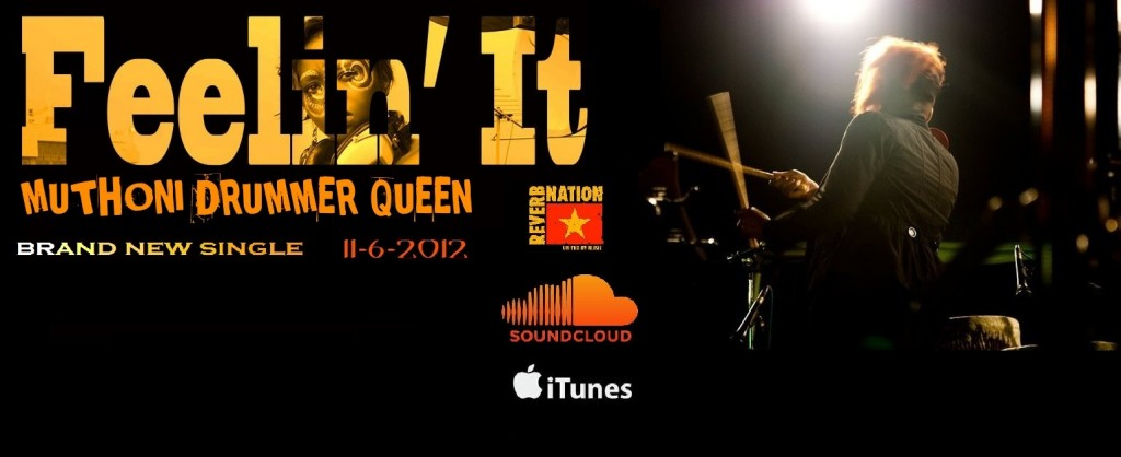 New single by Muthoni the Drummer Queen