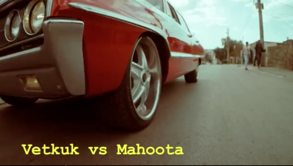 "New Music Video: Vetkuk vs Mahoota ""iStokvela"""
