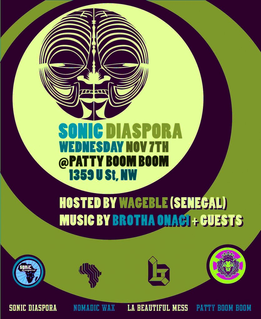 Sonic Diaspora Vol.9