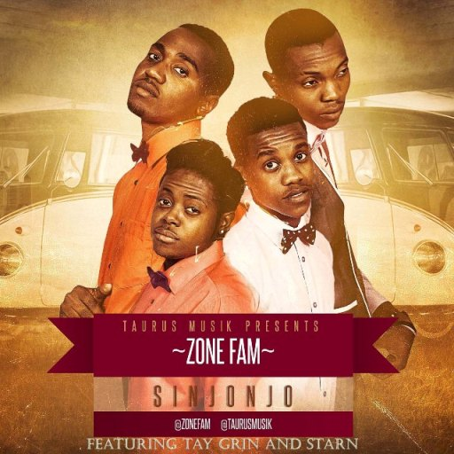 New Music: Zone Fam – Sinjonjo