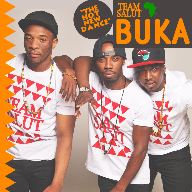 Can you do the BUKA Dance?