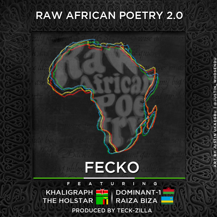 Raw African Poetry 2.0