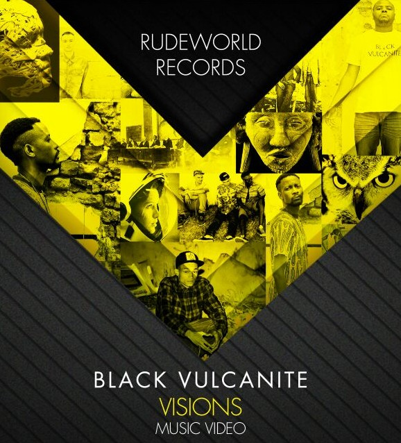 Black Vulcanite Visions video