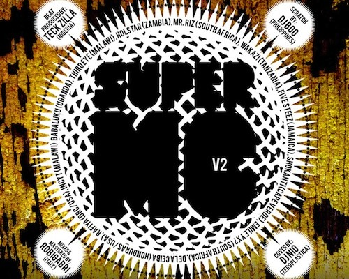 nomadicwax presents super mc v2