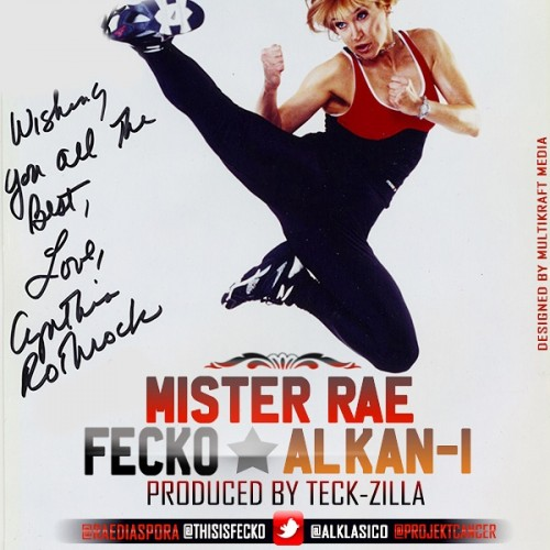 New Music: Mister Rae, Fecko & Alkan-I | Cynthia Rothrock