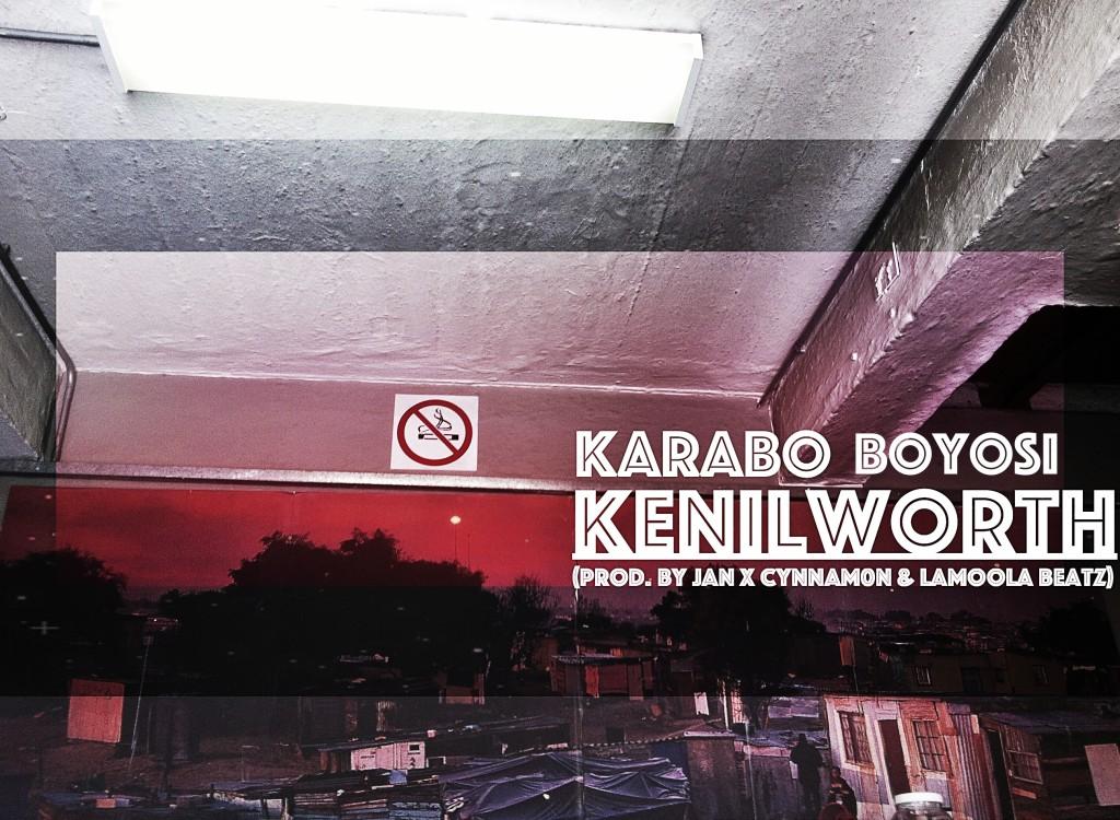 Karabo Boyosi - Kenilworth (Art Cover)