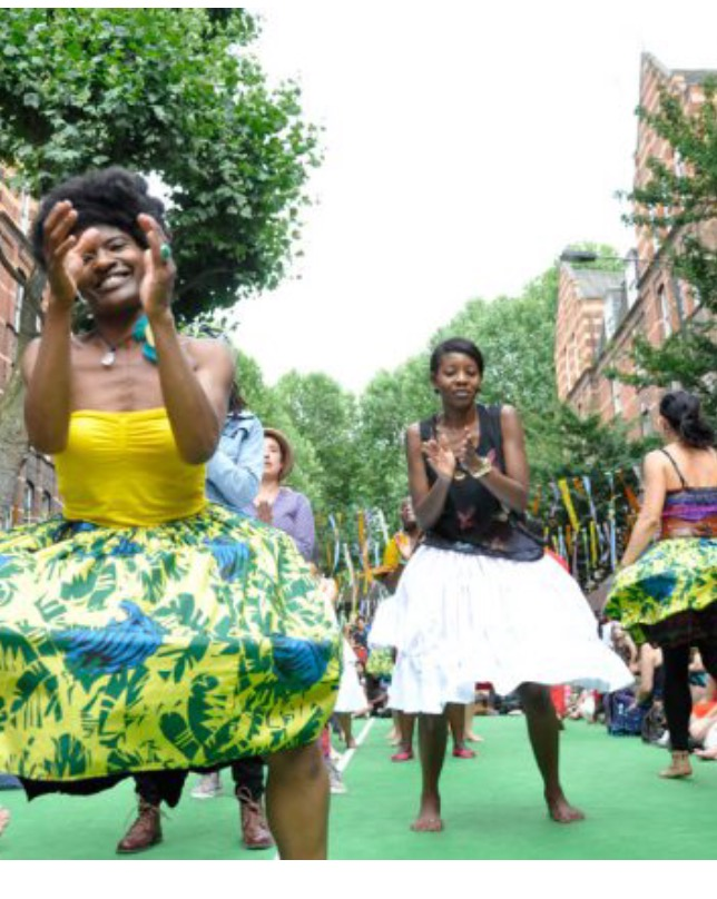 African street style festival London 2016