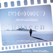 WINDHOEK PREMIERE OF THE UNSEEN BY PERIVI KATJAVIVI