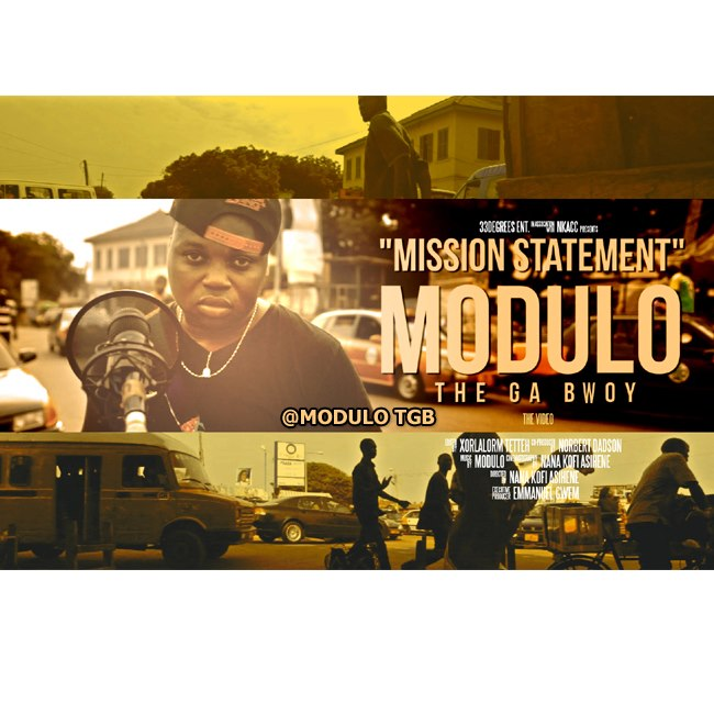 Music Video: Modulo The Ga Bwoy Hiplife