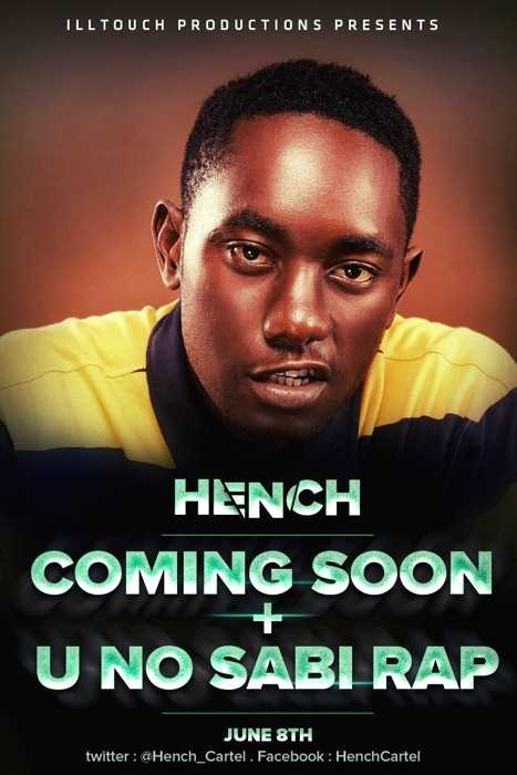 Hench Fresh Sonic Produce from Nigeria #hiphop