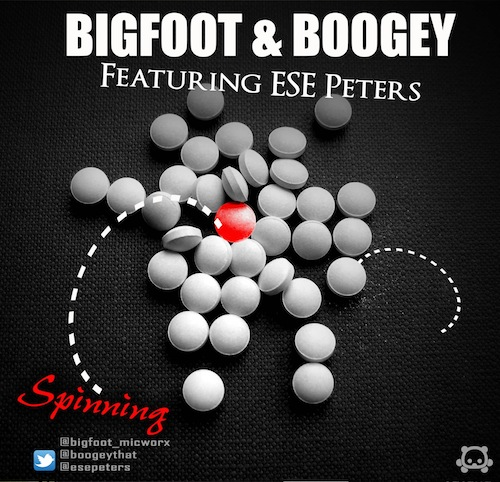 SPINNING by Bigfoot and Boogey