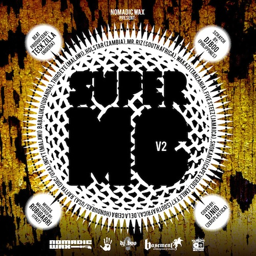 nomadicwax presents super mc v2