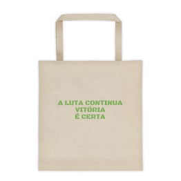 A Luta Tote bag New Arrivals