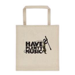 Have Plenty Music Tote bag