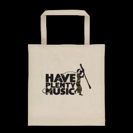 Have Plenty Music Tote bag Accessories