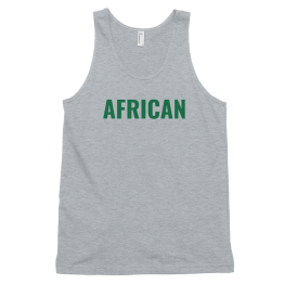 African Tank Top New Arrivals