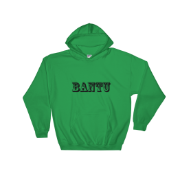 Bantu Hooded Sweatshirt New Arrivals