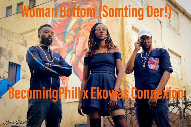 Ekowas Connexion 'Woman Bottom'