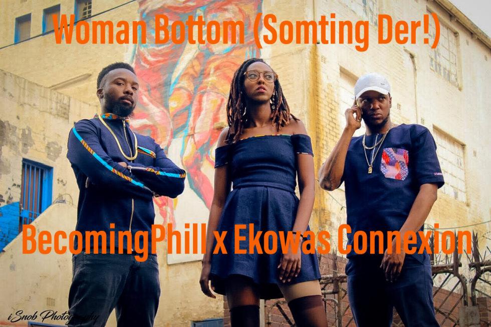 Ekowas Connexion 'Woman Bottom'