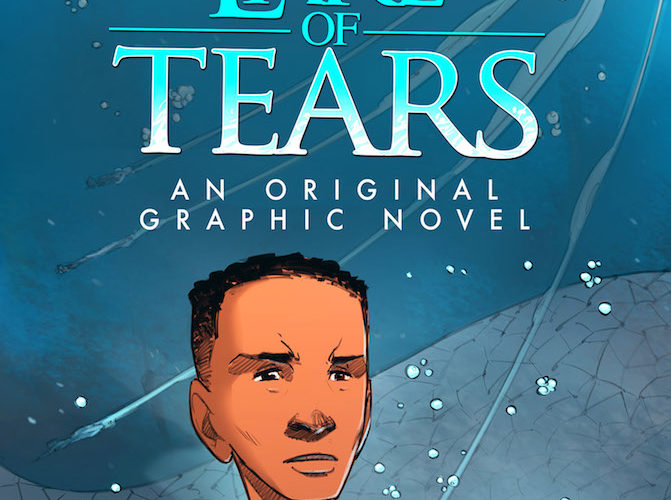 Lake of Tears African Graphic Novel