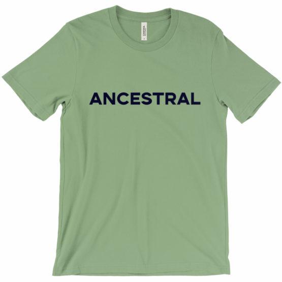 Ancestral T-shirt Green